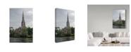 """Trademark Global J.D. Mcfarlan 'Copenhagen' Canvas Art - 16"""" x 24"""""""