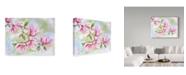 "Trademark Global Jean Plout 'Magnolia 1' Canvas Art - 24"" x 18"""