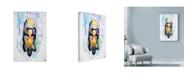 "Trademark Global Marc Allante 'Dream On Otter' Canvas Art - 16"" x 24"""