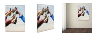 "Trademark Global The Macneil Studio 'Lads Celebration' Canvas Art - 35"" x 47"""