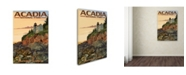 "Trademark Global Lantern Press 'Coastal 4' Canvas Art - 30"" x 47"""