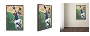 "Trademark Global Lantern Press 'People 65' Canvas Art - 30"" x 47"""