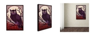 "Trademark Global Lantern Press 'Mosaic' Canvas Art - 30"" x 47"""