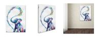 "Trademark Global Marc Allante 'Veris' Canvas Art - 35"" x 47"""