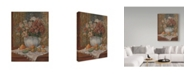 """Trademark Global Pierre Auguste Renoir 'Still Life with Prickly Pears' Canvas Art - 24"""" x 32"""""""