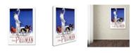 "Trademark Global Vintage Apple Collection 'Pullman' Canvas Art - 35"" x 47"""