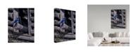 "Trademark Global Jeff Tift 'Meeting Place' Canvas Art - 24"" x 32"""