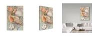 "Trademark Global Joanne Porter 'Jewels Of The Sea' Canvas Art - 30"" x 47"""