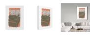 """Trademark Global John W. Golden 'Spin' Canvas Art - 35"""" x 47"""""""