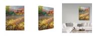 """Trademark Global Steve Henderson 'Field Of Dreams' Canvas Art - 24"""" x 32"""""""