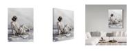 "Trademark Global Steve Henderson 'Relaxed' Canvas Art - 35"" x 47"""