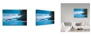 "Trademark Global Ron Parker 'Heavy Skies' Canvas Art - 22"" x 32"""