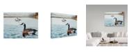 "Trademark Global Rusty Frentner 'Promise Of Spring' Canvas Art - 35"" x 47"""