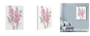 "Trademark Global Marietta Cohen Art And Design 'Flower Series 4' Canvas Art - 35"" x 47"""