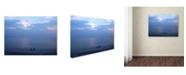 "Trademark Global Monica Fleet 'Passionate Dream' Canvas Art - 24"" x 18"""