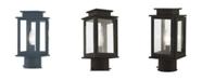Livex Princeton 1-Light Outdoor Post Lantern