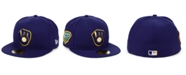 New Era Milwaukee Brewers Opening Day 59FIFTY-FITTED-FITTED Cap