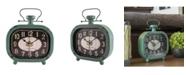 """La Crosse Technology La Crosse Clock 10"""" Isla Metal Wall/Table Clock"""