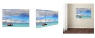 "Trademark Global Jason Shaffer 'Hawaii 3' Canvas Art - 47"" x 30"""