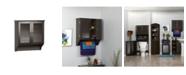 RiverRidge Home RiverRidge Ellsworth Collection 2-Door Wall Cabinet