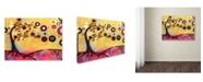 "Trademark Global Natasha Wescoat '087' Canvas Art - 24"" x 32"""