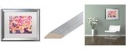 "Trademark Global Natasha Wescoat '118' Matted Framed Art - 16"" x 20"""
