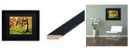 "Trademark Global Natasha Wescoat '143' Matted Framed Art - 11"" x 14"""