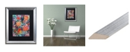 """Trademark Global Carrie Schmitt 'Mil Besos' Matted Framed Art - 16"""" x 20"""""""