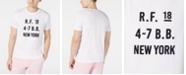 Brooks Brothers Men's R.F. Appliqué Graphic T-Shirt