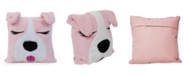 OMG! Accessories Dog Critter Fluffy Pillow