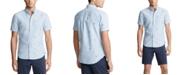 Polo Ralph Lauren Men's Allover Pony Short Sleeve Oxford Shirt