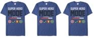 Marvel Men's Comic Collection Hero Mode Activation Short Sleeve T-Shirt