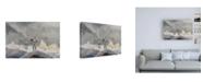 "Trademark Global Winslow Homer Casting Canvas Art - 15.5"" x 21"""