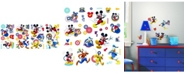 York Wallcoverings Mickey Mouse Clubhouse Capers Peel and Stick Wall Decals