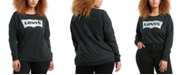 Levi's Batwing Trendy Plus Size Logo Graphic Sweatshirt