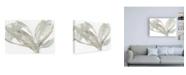 "Trademark Global Jennifer Goldberger Petal Vortex I Canvas Art - 36.5"" x 48"""