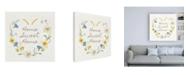 "Trademark Global Jane Maday Nostalgic Farm VIII Canvas Art - 15.5"" x 21"""
