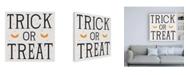 "Trademark Global Michael Mullan Festive Fright Trick or Treat II Canvas Art - 36.5"" x 48"""