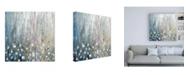 "Trademark Global Silvia Vassileva January Branches Flowers Canvas Art - 19.5"" x 26"""