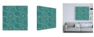 "Trademark Global Jess Aiken Coastal Lace Step 08C Canvas Art - 19.5"" x 26"""