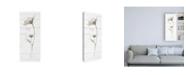 "Trademark Global Lisa Audit A Country Weekend VII Shiplap Crop Canvas Art - 15.5"" x 21"""