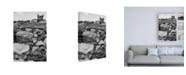 "Trademark Global Jon Bertell Cest Moi! Canvas Art - 27"" x 33.5"""