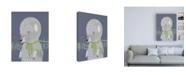 "Trademark Global Jennifer Davi New Tricks Canvas Art - 19.5"" x 26"""