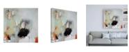 "Trademark Global Nicole Hoef Just Let Go Canvas Art - 19.5"" x 26"""