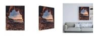 "Trademark Global Bruce Gett Treasure Island Cave Canvas Art - 36.5"" x 48"""