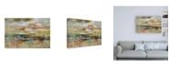"Trademark Global Ingeborg Herckenrat Oasis Reflection Canvas Art - 27"" x 33.5"""