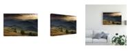 "Trademark Global Ovidiu Satmari Mioritic Canvas Art - 20"" x 25"""