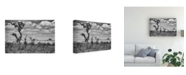 "Trademark Global Marcel Rebro The Last Unicorn Canvas Art - 37"" x 49"""