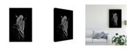 "Trademark Global Christian Meermann Stepping Down 6 Canvas Art - 20"" x 25"""