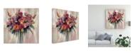 "Trademark Global Silvia Vassileva Autumn Bouquet Canvas Art - 27"" x 33"""